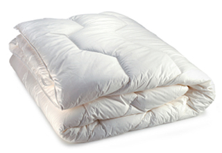(wash & dry)   Duvet - kingsize - feather
